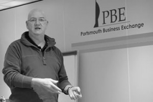 Business Meetings in Portsmouth - Steve Thompson