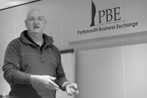 Business Meetings in Portsmouth - Steve Thompson